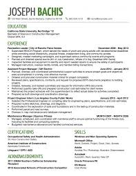 Sample Resume Objectives Construction Management by Resume Sample Design Resume