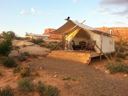 explore moab u0027s glamping resort the fancy form of roughin u0027 it