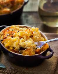 butternut squash gruyere and white cheddar mac and cheese the