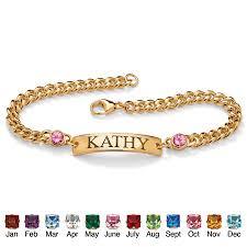 baby name plate bracelet baby name bracelets gold best bracelets