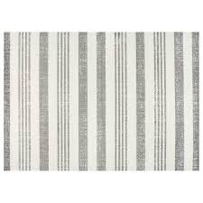 Black Striped Rug Plymouth Kelsi Striped Rug