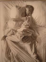 Girls In Bed by In Bed On The Telephone Irving Penn This Is Me Talking To