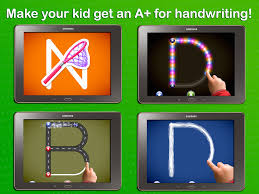 letterschool kids learn to write the abc alphabet android apps