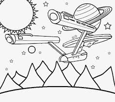 space coloring book kids coloring