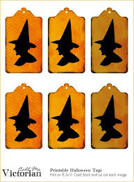 147 best halloween tags and printables 2 images on pinterest