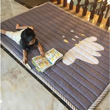 Washable Rugs Aliexpress Com Buy 3cm Thickness Baby Play Mat Children Carpet