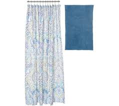 Bathroom Rug And Shower Curtain Sets Modern Bath Set With Bath Rug Shower Curtain And Twelve Hooks