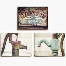 Rustic Bathroom Signs - wood planked signs archives u2022 lisa russo fine art photography