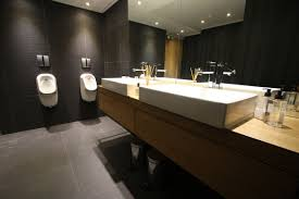 how to design a bathroom how to design a interesting restaurant bathroom in modern style