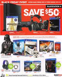 Gamestop Sales Associate Black Friday 2015 Gamestop Ad Scan Buyvia
