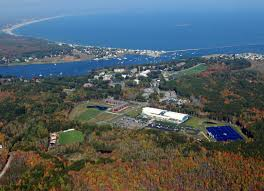 University Of Portland Campus Map by Visit Une About Une University Of New England In Maine