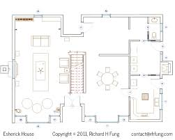 esherick house plans cad house plans