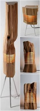 beautiful light sculptures made with california cedar wood cedar