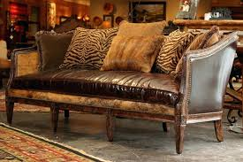rustic leather sofas u2013 chrisjung me