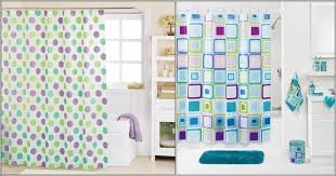 lovely bathroom curtain with special walmart design fabric shower