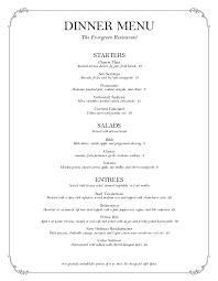 catering menu templates and designs musthavemenus