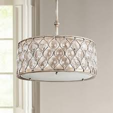 Lucia Chandelier Feiss Lucia Collection 18 1 2 Wide Pendant Light N6461 Ls