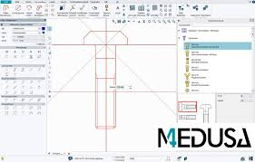 tabellen design 2d 3d cad and design automation software medusa4