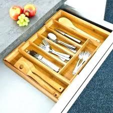 organiseur de tiroir cuisine rangement couverts tiroir cuisine organiseur de tiroir cuisine