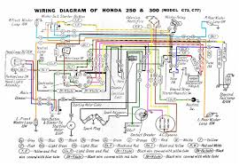 honda dream wiring diagram honda wiring diagrams instruction
