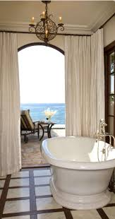 Spanish Style Bathroom by Best 20 Mediterranean Window Treatments Ideas On Pinterest
