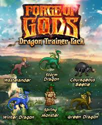 forge gods dragon trainer pack steam