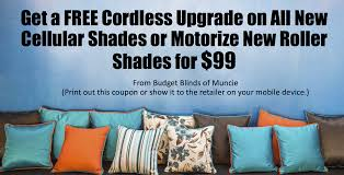 Budget Blinds Discount Coupon Budget Blinds Of Muncie For The Best In Custom Blinds Shutters