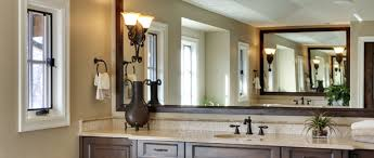 custom mirrors for bathrooms residential custom mirrors by no limit glass