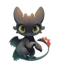 chibi chibi toothless by nordeva on deviantart