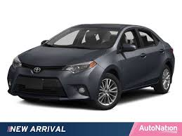 used toyota 2014 used 2014 toyota corolla for sale pricing features edmunds