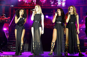 little mix show little mix all grown up at london o2 show in provocative outfits