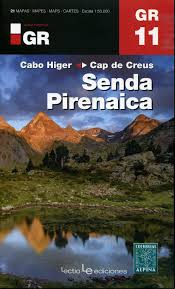 Cabo Map Gr11 Senda Pirenaica The Pyrenean Way Map Pack Cabo Higer To