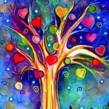 136 best art trees images on pinterest trees art and art work