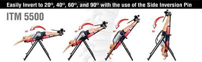 inversion table how to use gear itm 5500 inversion table with vibro massage heat