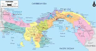 Google Maps Panama Surfing Panama