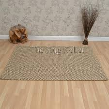 Heathered Chenille Jute Rug Natural Natural Fibre Rugs Roselawnlutheran