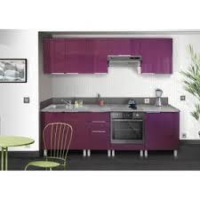 cuisine couleur aubergine meuble de cuisine couleur aubergine achat vente pas cher