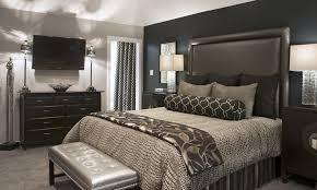 Dark Grey Accent Wall by Dark Grey Bedroom Ideas Best Ideas About Orange Bedroom Decor On