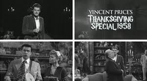 vincent price s thanksgiving special 1958 on snl