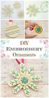 vikalpah diy embroidery ornaments