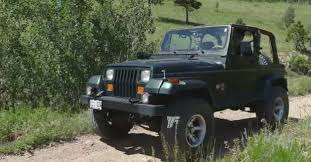 1995 jeep wrangler mpg tflcar term update 1995 jeep wrangler yj one year update and