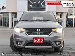 2015 chrysler journey pre owned 2015 dodge journey spacious family vehicle backup