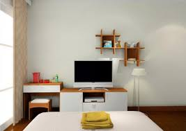 Bedroom Tv Unit Furniture Wall Tv Cabinet Simple Tv Cabinet Glass Shelf White Paint Modern