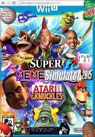 Meme Simulator - new super meme simulator 2015 for atari 2600 knuckles expand