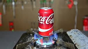 5 science experiments using soda can youtube