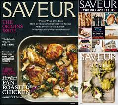cuisine discount lyon saveur magazine just 4 95 a year limited