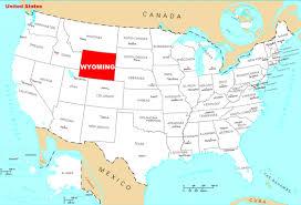 Statemaster Maps Of Washington 26 by Wyoming State Maps Usa Maps Of Wyoming Wy Filemap Of Usa Wysvg