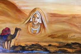 mystic rajasthan painting youtube