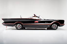 lincoln futura batmobile by barris kustom 1966 u2013 old concept cars