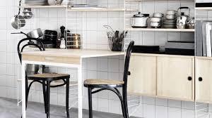 etagere meuble cuisine rangement cuisine et meuble de rangement cuisine côté maison